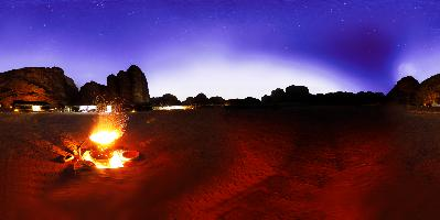 Wadi Rum - Luxury Camp